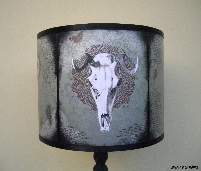 Animal Skull Lamp Shade Lampshade Mechanical