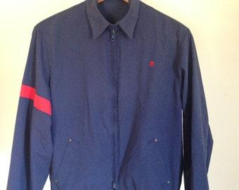 SALE 80's Royal Blue Etienne Aigner Jacket
