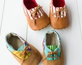 no 674 Kath Baby Shoes PDF Sewing Pattern