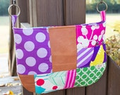 no 663 Helen Zipper Bag and Zipper Pouch PDF SEWING Pattern-Instant download