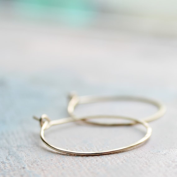 small thin gold hoop earrings small gold hoop earrings hoop earrings 1 thin hoop 8344