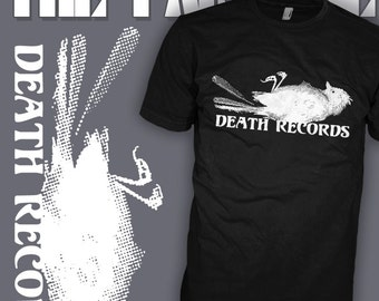 Death Records Shirt - Phantom of The Paradise Shirt - Cult Rock Opera Movie T-Shirt