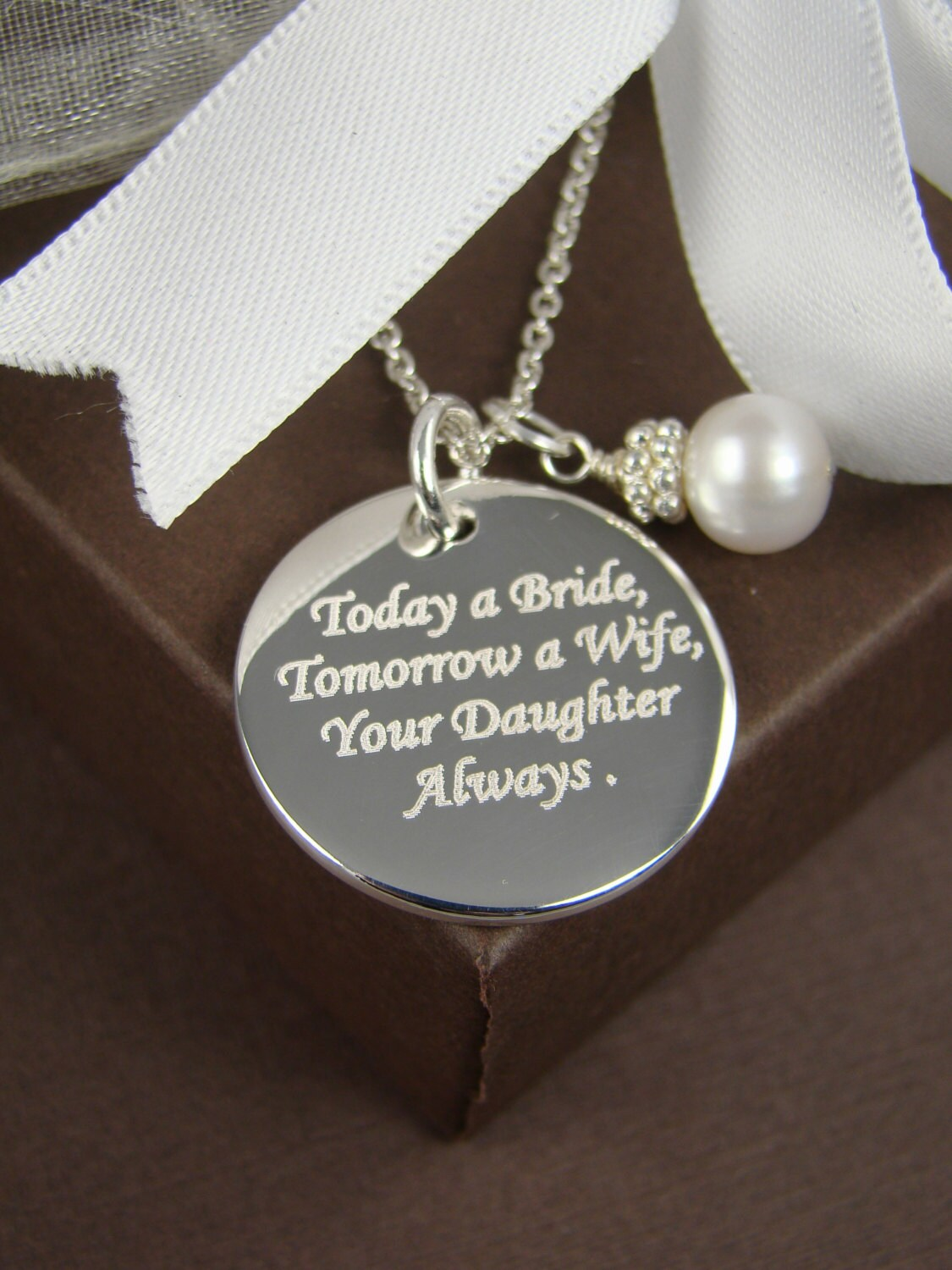 Best Wedding Gifts For Mother Of The Bride : Wedding Gift for Mother of the Bride Personalized Engraved