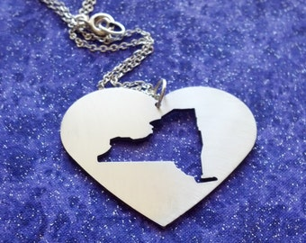 I Heart New York - Necklace or Pendant