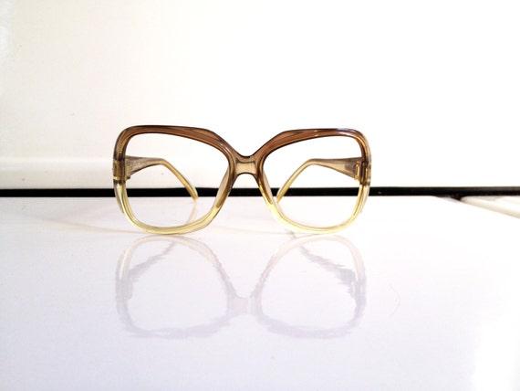 Glasses Frames Christian Dior : Vintage Christian Dior Oversized Glasses Frames by ...