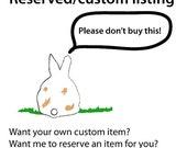 Custom Order - Futurama Brain Slug