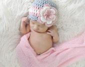 Baby Girl Hat, Crochet Baby Hat, Newborn Beanie, Baby Newborn Hat, Baby Girl Beanie, Newborn Baby Hat, Photography Prop, Hat for Girls