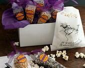 Popcorn sampler set - popping corn kernels - unique movie night treat