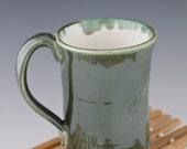Metallic Green Mug