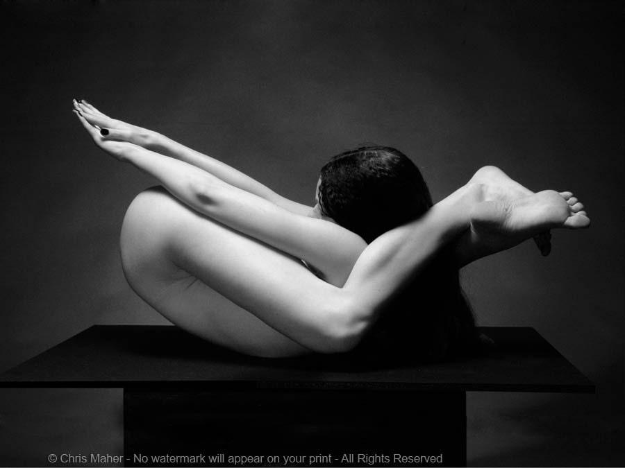 White Flexible Women Naked 63
