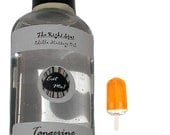 The Right Spot™ Edible Massage Oil - Tangerine Wet Dream Natural Vegan, water based, sensual warming Romantic gift w/ Aloe