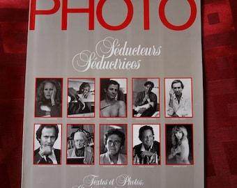 Photo Seducteurs Seductries Magazine 1987 Photographs Nude Semi-Nude ADULT MATURE Baird Arditi Kirkland Lear Ferrara Korondi Hallier Photos