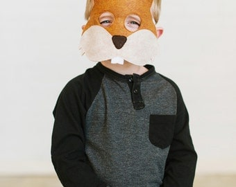 Squirrel Mask + Tail