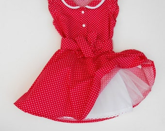 Girl Toddler Vintage Style Swing Dress......Handmade in Ireland