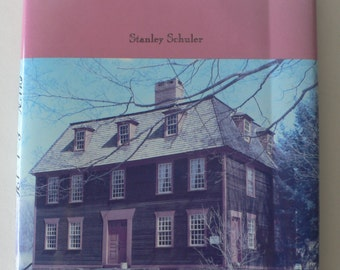 vintage book, Old New England Homes, 1984, from Diz Has Neat Stuff