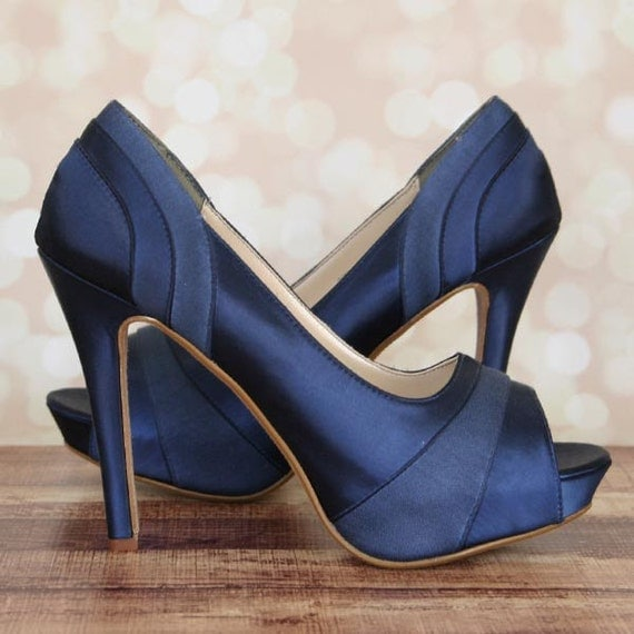 Overstock uses cookies to ensure you get the best experience on our site. If you continue on our site, you consent to the use of such cookies. Learn more. OK Blue Women's Heels. Clothing & Shoes / Shoes / Women's Shoes / Women's Heels. of Results. Sort by: Women's Pleaser Classique 20 Pump Navy Blue Patent.