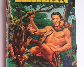 Vintage Tarzan comic book