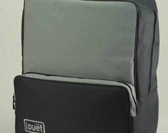 louet concept spinning wheel padded  bag :saorisantacruz