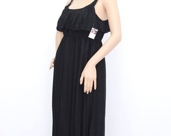 Summer Beach Sleeveless Maxi Dress Clothing Thailand (DR5512-2C12)
