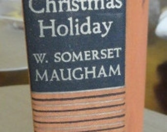 A353)  1939  W. Somerset Maugham  Christmas Holiday