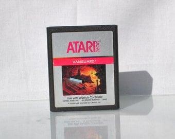 Atari 2600 Vanguard Game From TOSE 1981