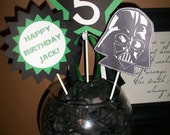 Star Wars Birthday Centerpieces
