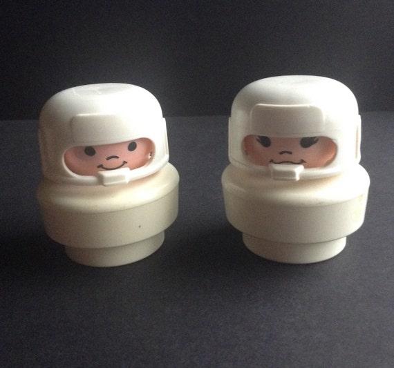 Little Figures Astronauts (page 5) - Pics about space