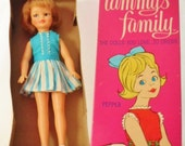 Reading Candy Fashion Doll Vintage Ideal Pepper Doll