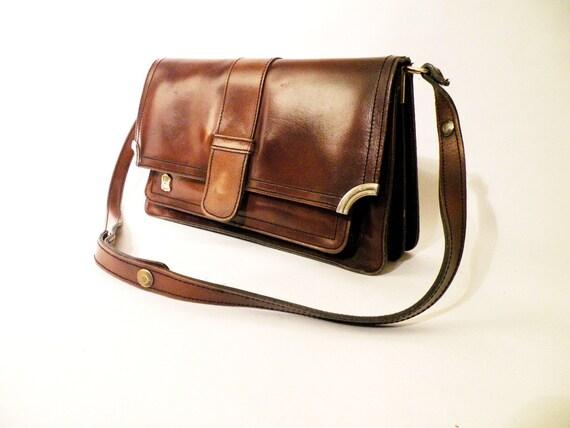 Vintage Genuine Leather Bag