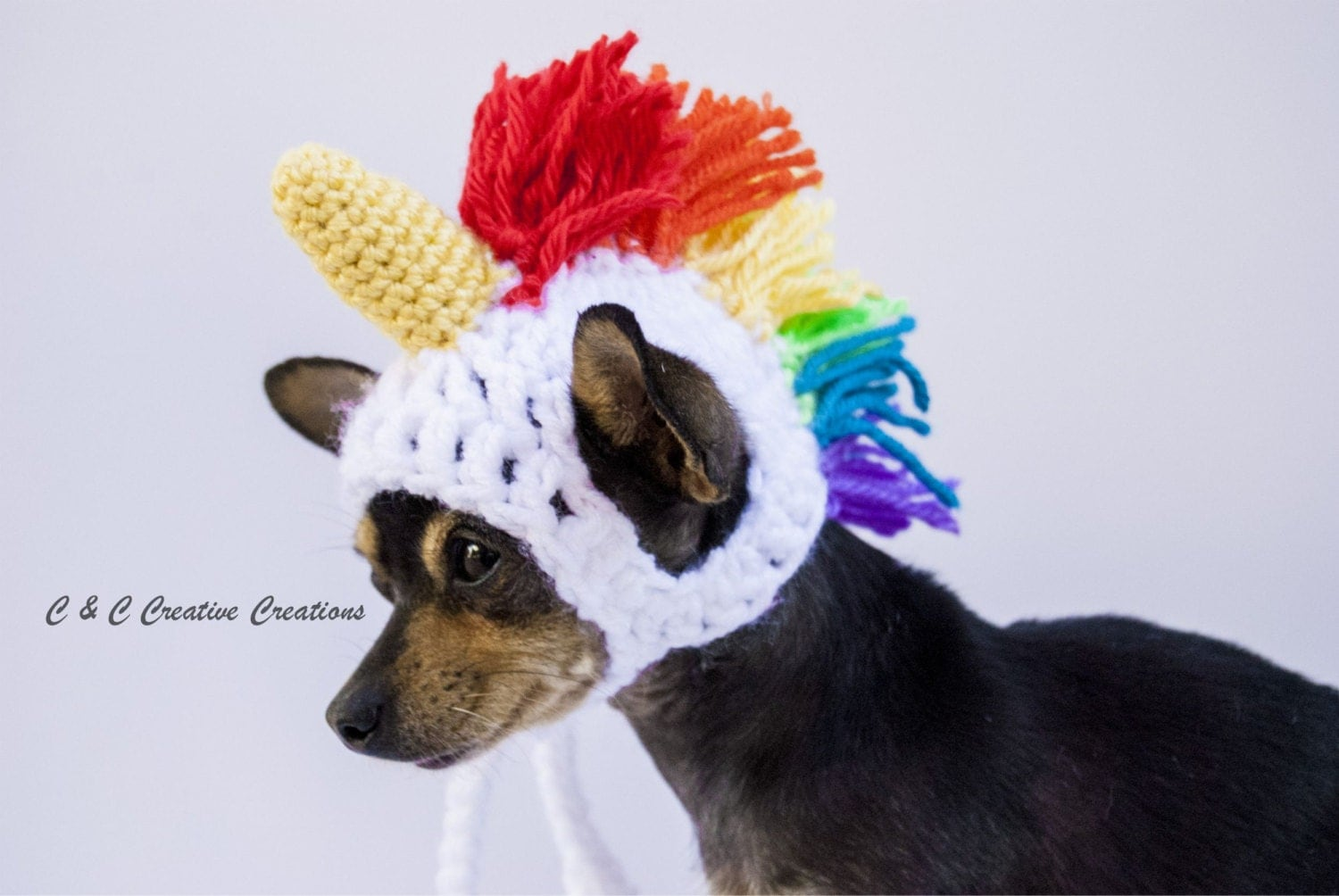 Crochet Unicorn Outfit : Request a custom order and have something made just for you.