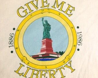 Vintage Give Me Liberty Shirt