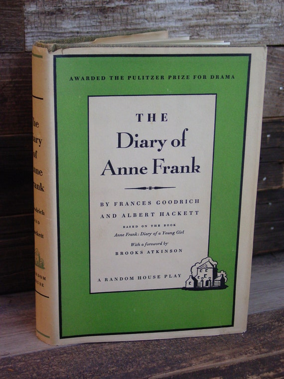 an analysis of good character traits in the diary of anne frank by frances goodrich and albert hacke