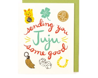 Good Juju Card