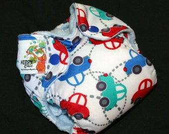 Design Your Own Newborn AI2 Diaper - New Prints Added