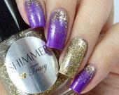 Shimmer Nail Polish - Tracy
