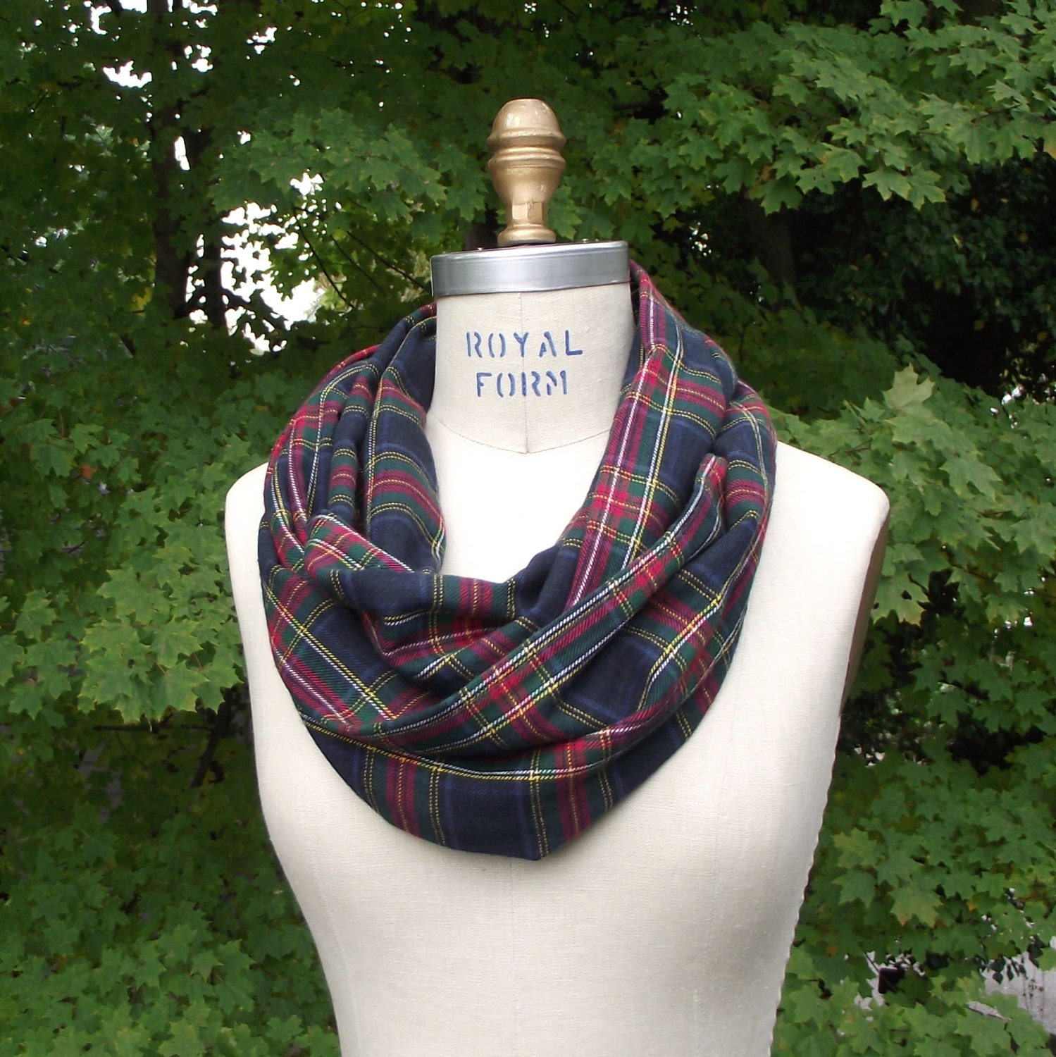 Red And Green Plaid Scarf Green Tartan Plaid Scarf