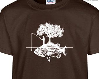 YOUTH / KIDS Fishing T Shirt Funny Childrens Fishing Shirt Youth Fisherman Fishing T Shirt Funny Kids Shirt