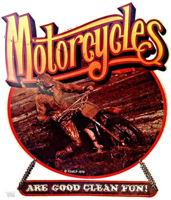 Motorcycles vintage 70s t shirt iron on transfer by for 70 s t shirt transfers