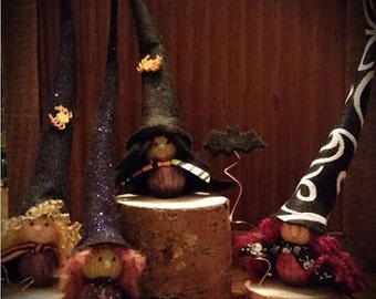 Witch Gnomes