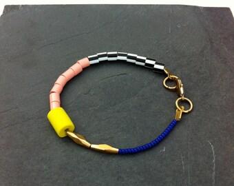 Dot Dash Bracelet