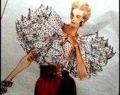 Vogue Patterns American Designer  Oscar de la Renta  2185  Misses' Blouse and Skirt  Size 16