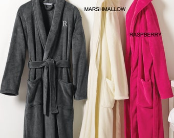Robes Personalized Monogrammed - Gift for Him or Her