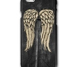Back ordered. The Walking Dead Daryl Dixon angel wing vest iPhone 5 cell phone case. plastic.