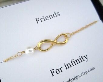 Infinity gift etsy - Bff geschenke ...