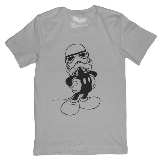 Disney Star Wars T Shirt Mash Up Imperial By Americananarchy