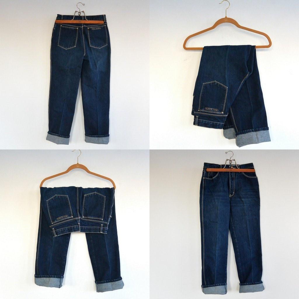 Vintage gloria vanderbilt jeans Etsy