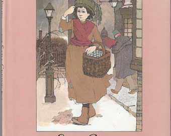 Sara Crewe, or What Happened at Miss Minchin's by Frances Hodgson Burnett - Illustrated by Margot Tomes - A Little Princess