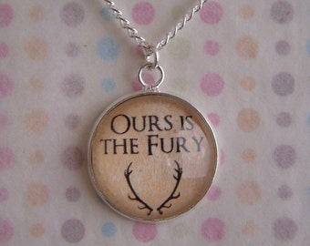 Game of Thrones House Baratheon V2 Necklace