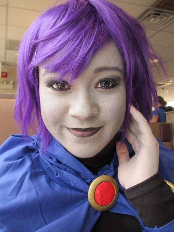 Sexy cosplay teen