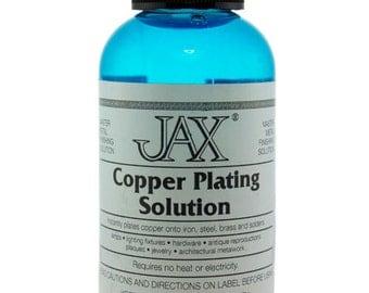 Jax Copper Plating Solution 2oz Bottle  (PM9010)